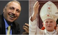 """M-am intalnit cu Papa de la Roma si m-a intrebat daca vreau sa-mi binecuvanteze piciorul stang"". Raspunsul fabulos pe care Stoichkov i l-a dat Papei"
