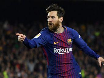 Messi, cel mai bun marcator in activitate pentru un singur club: l-a depasit pe Gerd Muller si il ataca pe Pele! Cifrele incredibile ale argentinianului