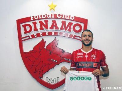 ULTIMA ORA | Transfer dupa transfer! Rednic a adus un atacant italian la Dinamo