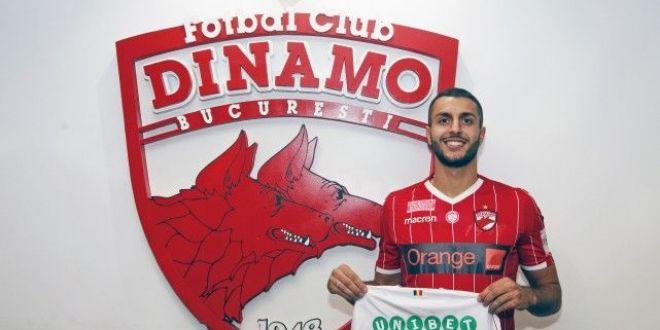 ULTIMA ORA   Transfer dupa transfer! Rednic a adus un atacant italian la Dinamo