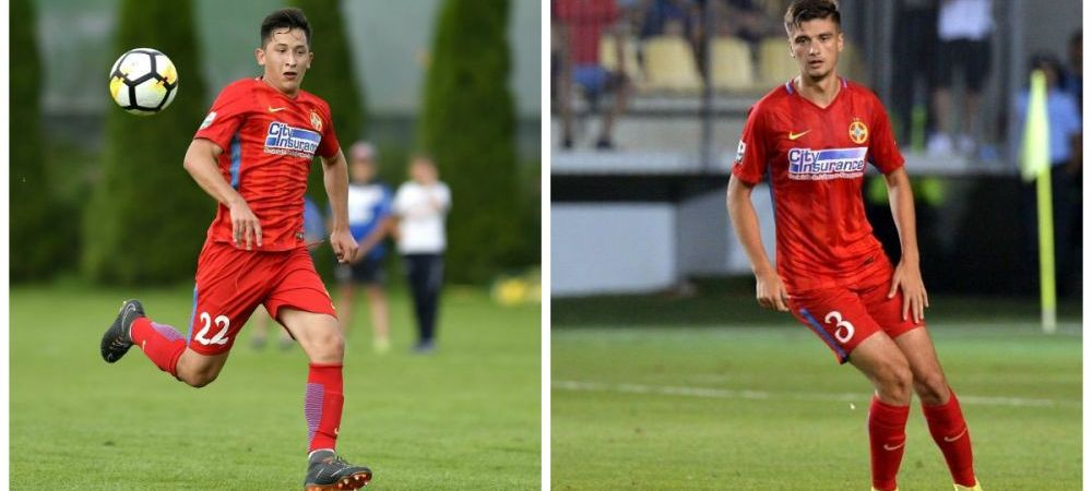 """Pustii de EURO de la FCSB, cu gandul la vara viitoare: """"Este ceva UNIC in viata!"""" Mesajul lui Nedelcu si Morutan"""