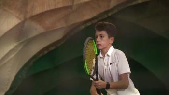 """Vreau sa castig toate cele 4 Grand Slam-uri!"" Pustiul care viseaza sa fie ca Nastase si Halep! Cum a reactionat cand l-a intalnit prima data pe Nadal"