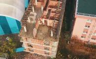 Bloc nou din Capitala, demolat pe cheltuiala proprietarului. Cum au reusit vecinii sa-l oblige