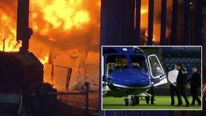 Primele rezultate ale anchetei! De ce s-a PRABUSIT elicopterul in care se afla patronul lui Leicester! Anuntul OFICIAL
