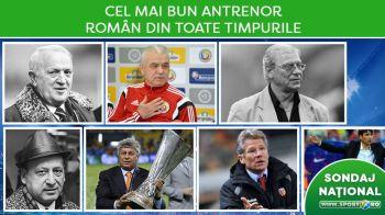 CEL MAI MARE SONDAJ NATIONAL | Confruntarea FINALA: Lucescu vs Iordanescu vs Ienei! AICI votezi cel mai mare antrenor din prima SUTA DE ANI de Romania