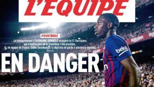 ALARMA pe Camp Nou! Jucatorul de 105 milioane, bagat in sedinta de Bartomeu! Ce mesaj i-a transmis