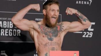 """O noua provocare pentru McGregor! Anuntul facut pe retelele de socializare: """"Abia il astept!"""""""