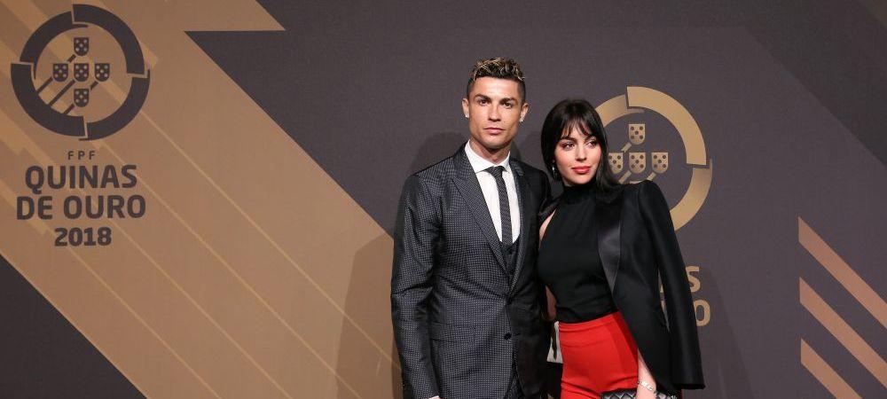 """Cristiano Ronaldo a cerut-o in casatorie pe Georgina! Anuntul anului in Portugalia: """"Foarte putini cunosc detaliile!"""" Ce raspuns a primit"""