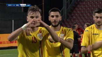 ROMANIA U21 3-3 BELGIA U21 | MESERIASII ROMANIEI! Olaru si Ciobanu inscriu in 2 minute si Romania ramane neinvinsa! Toate fazele VIDEO