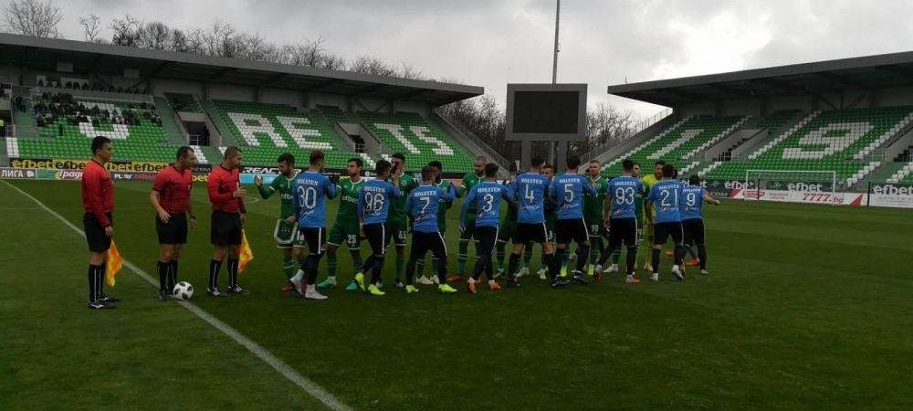 Hagi a batut-o pe supercampioana din Bulgaria! Viitorul a trecut cu 2-0 de Ludogoret. VIDEO