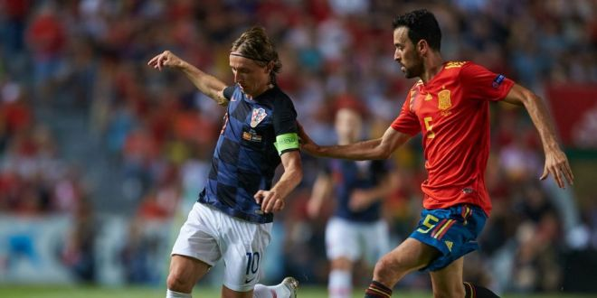 Croatia s-a razbunat dupa umilinta din tur! Gol la ultima faza! Croatia 3-2 Spania! Germania 3-0 Rusia si Anglia 3-0 SUA la ultimul meci cu Rooney in nationala