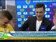 "ROMANIA - BELGIA 3-3   Moment GENIAL cu Radoi in direct la Pro X! Ce i-a facut lui Olaru dupa RACHETA la vinclu: ""Nu cred ca a vrut sa dea acolo!"" :))"