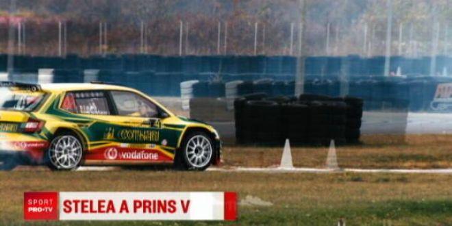Bogdan Stelea s-a apucat de raliuri! Fostul portar al nationalei recunoaste ca este mai greu decat pe motor
