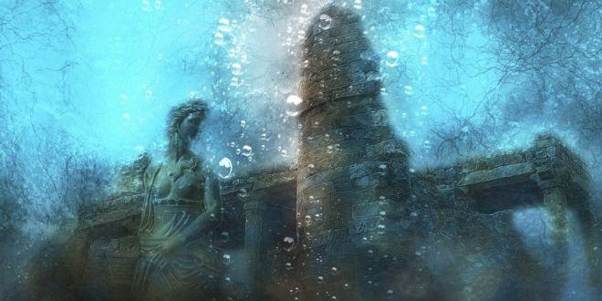 Au descoperit Atlantida! Ruinele unui oraș fabulos, identificate sub ape