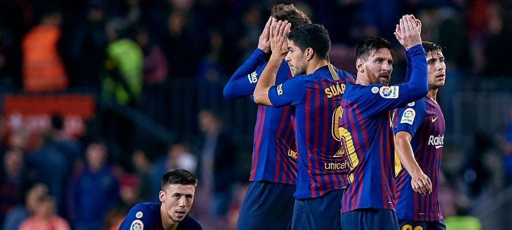 Tricou special pentru Barcelona! Echipamentul pe care jucatorii nu-l vor putea purta niciodata, dar fanii se inghesuie sa-l cumpere | FOTO