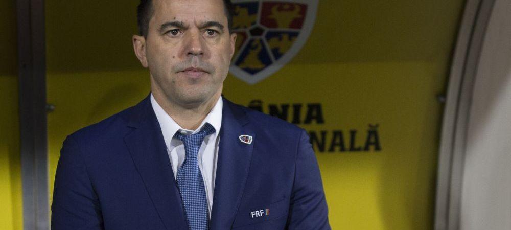 """Cosmin Contra le-a dat din nou replica celor care-l dau pe Hagi favorit sa preia nationala! """"M-au informat!"""" Ce spune selectionerul despre FRF"""
