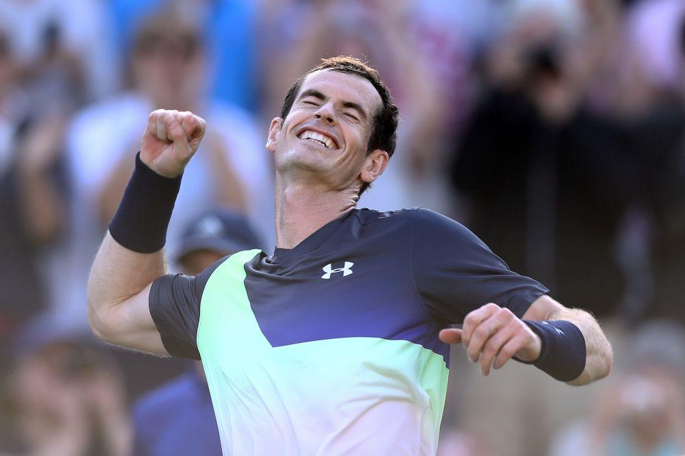 Are o avere de 85.000.000 euro, conduce o masina de 1.500! Andy Murray nu vrea sa se desparta in ruptul capului de primul sau automobil