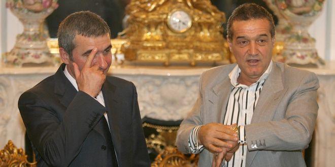 Cum il ajuta Gica Hagi pe Gigi Becali sa dea o super lovitura pe piata transferurilor