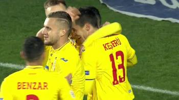 Romania, jos palaria! Meci de sarbatoare, super goluri si debutul lui Ianis Hagi: Romania 3-0 Lituania! Marti jucam cu Muntenegru, in direct la PRO TV