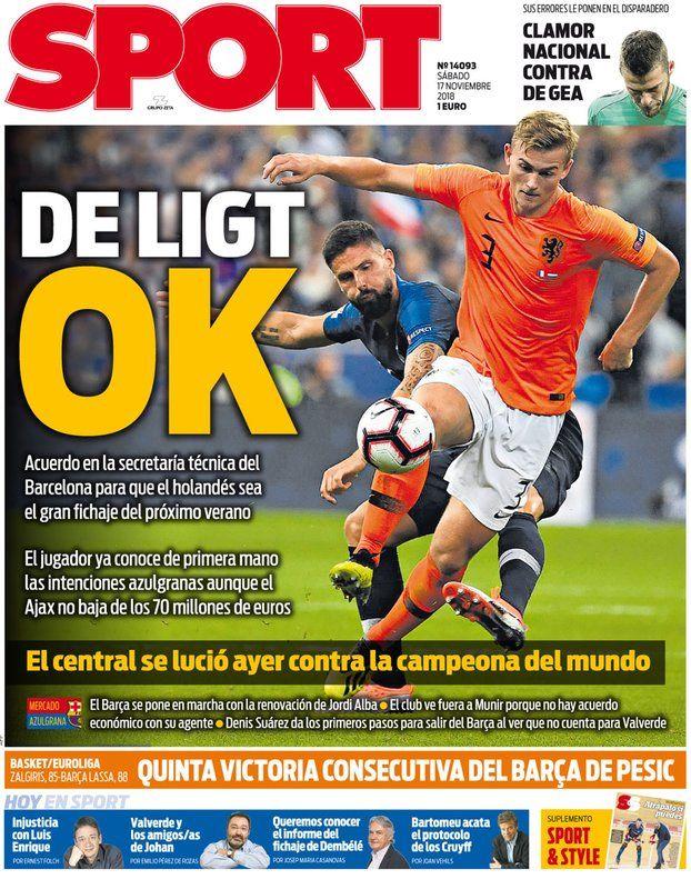 Unda verde pentru un transfer de 70.000.000 euro: Barcelona demareaza negocierile! Anuntul facut de catalani pe prima pagina din Sport