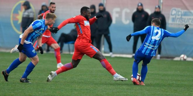 FCSB a profitat de pauza si a jucat un amical! Victorie la scor si o revenire importanta in echipa lui Dica!