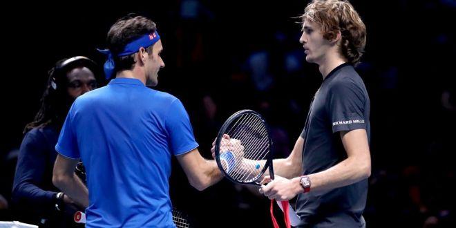Amice, taci din gura!  Reactia lui Federer dupa ce Zverev l-a invins cu scandal: mesajul transmis de elvetian