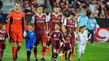 Se transfera la FCSB? Un om important de la CFR Cluj a anuntat ca pleaca in iarna
