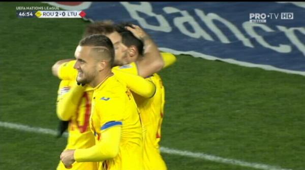 Golul lui Keseru (2-0)