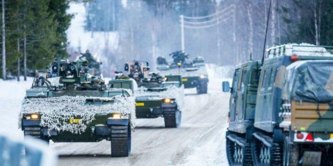 Cum i-a chinuit generalul  Ger  pe soldatii NATO la exercitiile din Norvegia. Alianta militara, umilita de vreme?
