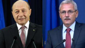 Atac fara precedent la adresa lui Dragnea in aceasta seara. Cum l-a numit Traian Basescu
