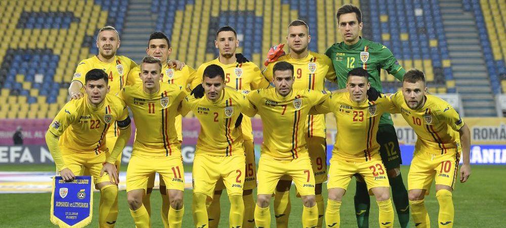 CALCULE: Cum putem merge la EURO si de pe locul 2 al grupei din Nations League! Traseul dificil, dar nu imposibil, incepe marti, in Muntenegru, de la 21:45, la ProTV