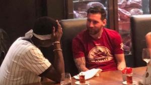 """S-a aflat ce au vorbit Messi si Pogba la intalnirea de la un restaurant din Dubai! Momentul genial in care Pogba """"l-a trollat"""" pe argentinian"""