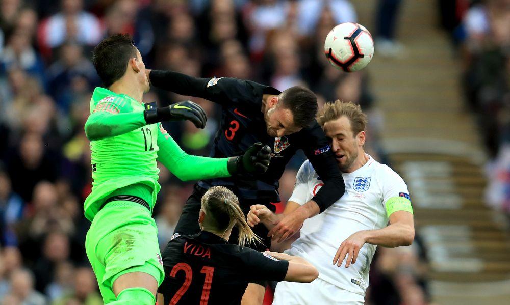 Nations League: Anglia 0-0 Croatia, 19:00 Irlanda de Nord - Elvetia, 21:45 Elvetia - Belgia  Toate fazele importante sunt AICI