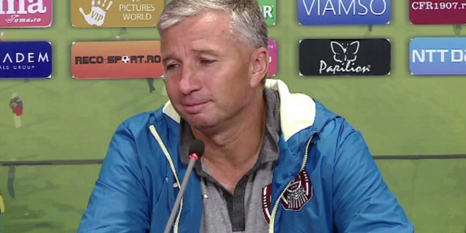 Anuntul momentului in Liga 1:  S-a pus de o stire de senzatie!  Reactia CFR-ului despre revenirea lui Dan Petrescu