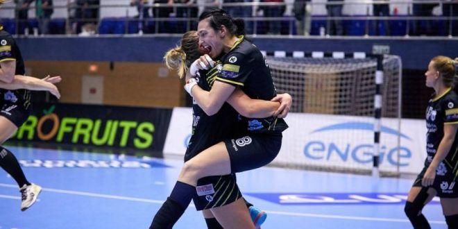 CSM Bucuresti a facut show in ultimul meci din grupele Ligii Campionilor! Victorie categorica a  tigroaicelor