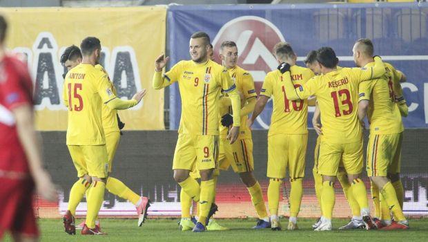 MUNTENEGRU - ROMANIA, MARTI LA PRO TV   Meci capital pentru echipa lui Cosmin Contra! Cum poate ajunge nationala la Euro 2020