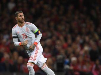 Ramos continua razboiul cu Lovren! Gestul INCREDIBIL al spaniolului dupa ce croatul a iesit i-a numit lasi pe capitanul Spaniei si pe coechipierii sai