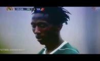 Tantalaul si Gogomanul! Comedie de erori in Africa: de cate ori au sutat pe langa minge jucatorii din Lesoto si Tanzania! VIDEO