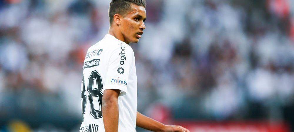 Lupta crancena pentru noua perla a Braziliei. Real Madrid, favorita sa-l sufle Barcei pe urmasul lui Neymar