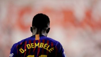 """Decizia soc luata de Barcelona in cazul lui """"Alibec"""" Dembele. Catalanii sunt gata sa iasa pe minus daca francezul nu devine serios"""