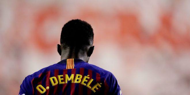Decizia soc luata de Barcelona in cazul lui  Alibec  Dembele. Catalanii sunt gata sa iasa pe minus daca francezul nu devine serios