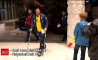 MUNTENEGRU - ROMANIA, MARTI LA PRO TV | Nationala, asteptata de 5 fani in Muntenegru! Si-au facut poze cu jucatorii lui Contra