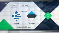 Grecia 0-1 Estonia, in Nations League: Rezumate Video