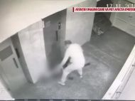 Prima reacție a bărbatului care a atacat o fată în scara blocului, în Alba Iulia. Trecutul său violent