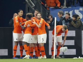 REZUMATE VIDEO UEFA Nations League: Germania 2-2 Olanda, dupa un meci incredibil! Olandezii au revenit de la 0-2 in ultimele 5 minute! Bulgaria 1-1 Slovenia