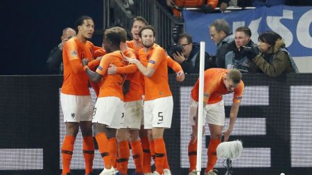 REZUMATE VIDEO UEFA Nations League: Germania 2-2 Olanda, dupa un meci incredibil! Olandezii au revenit de la 0-2 in ultimele 5 minute! Bulgaria 1-1 Slovenia