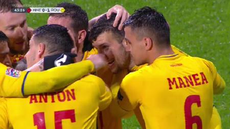Ce victorie amara: Muntenegru 0-1 Romania! Niciun miracol la Belgrad si Romania cade in urna a 4-a. Gol Tucudean, Tatarusanu a aparat un penalty! VIDEO