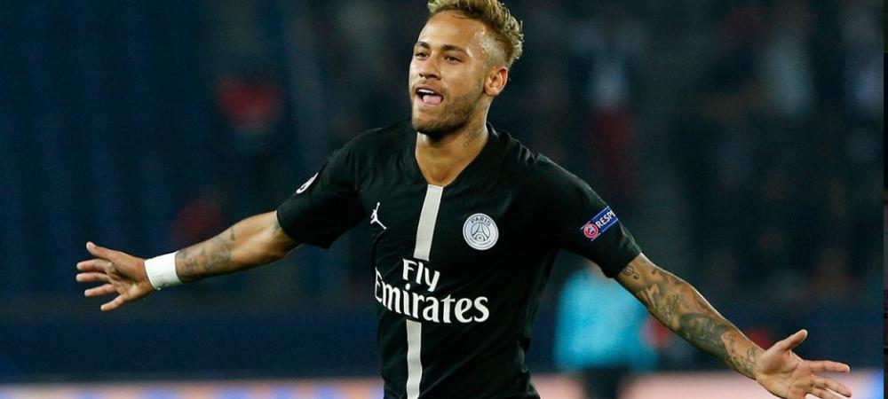 SOC TOTAL pe piata transferurilor! Neymar NU RENUNTA. Unde ar putea juca din 2019