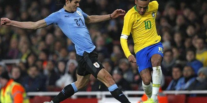 Nu putem continua asa!  Cavani a RABUFNIT dupa meciurile de la nationala! Ce spune despre faultul la Neymar