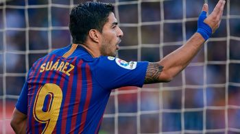CASTING la Barcelona! Se cauta inlocuitor pentru Luis Suarez: cele 3 nume surpriza de pe lista catalanilor